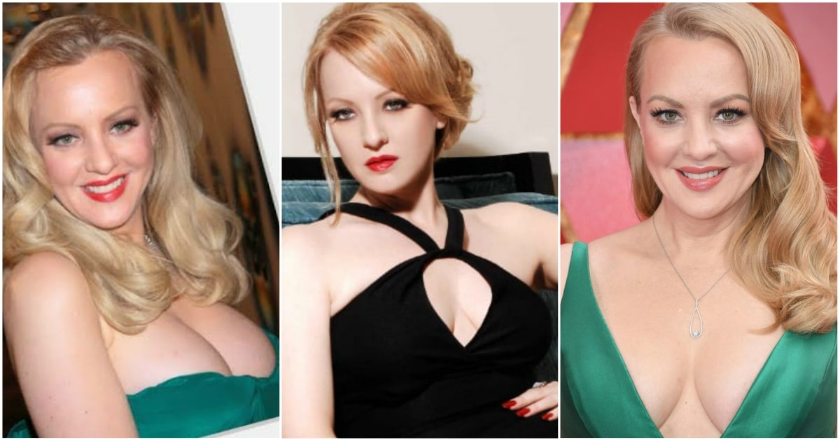 Mclendon-covey nude wendi My Time
