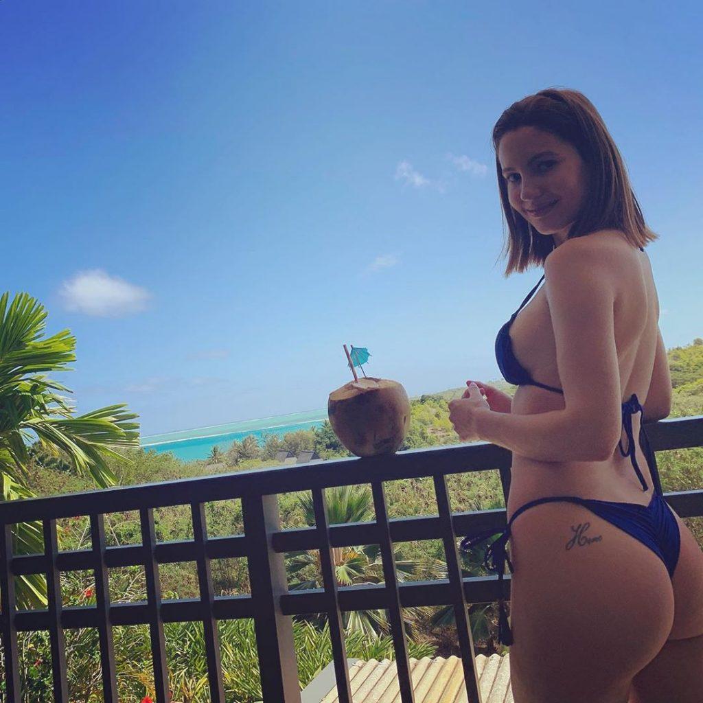 Ivana Baquero Naked