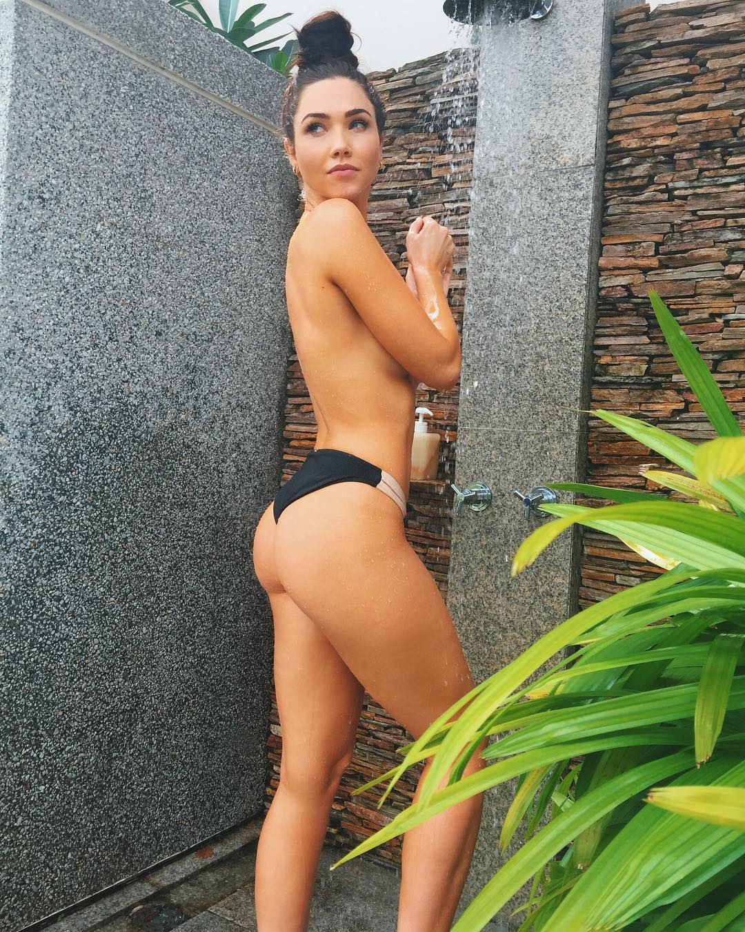 Naked jessica green 41 Hottest