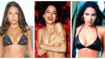 49 Ana Claudia Talancón Nude Pictures Are Sure To Keep You At The Edge Of Your Seat 36