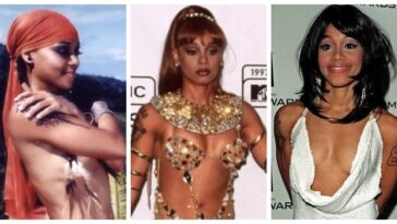 49 Lisa Lopes Nude Pictures Which Makes Her An Enigmatic Glamor Quotient 39