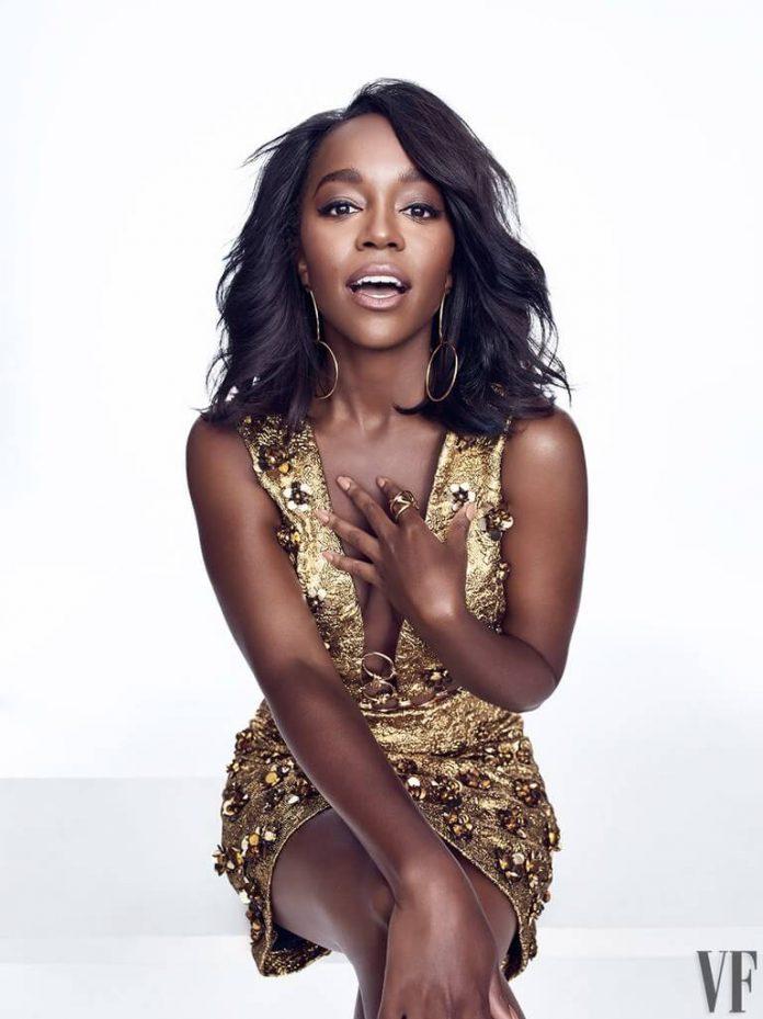 Naomi nude aja king Aja Naomi