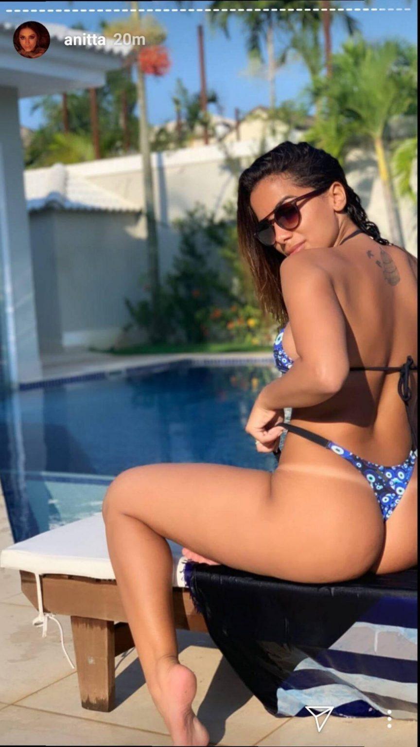 Anitta nude