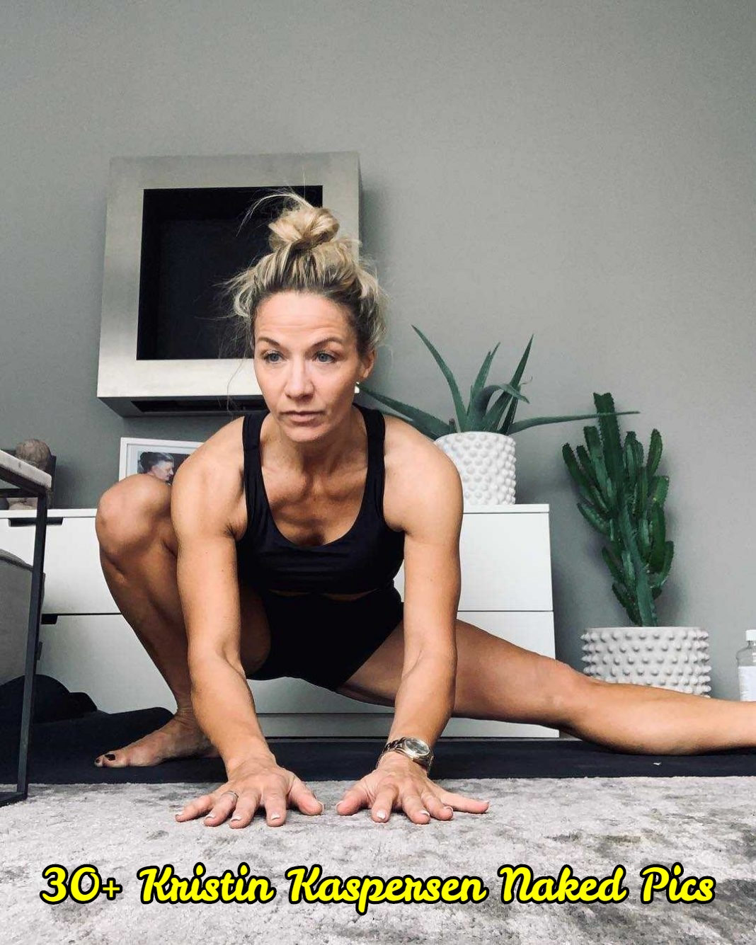 Kristin Kaspersen Nude