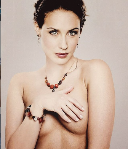 Claire forlani naked