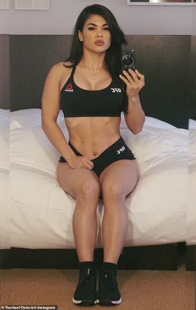 Rachael Ostovich Nude