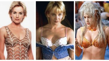 31 Renee O'Connor Nude Pictures Will Make You Crave For More 46