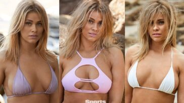 51 Hottest Paige VanZant Bikini Pictures Are Too Hot To Handle 38