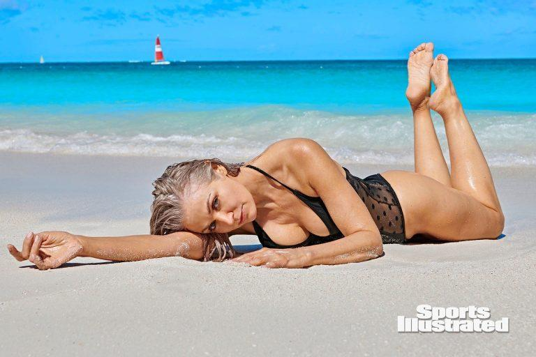 Nackt  Kathy Jacobs SI Swimsuit's