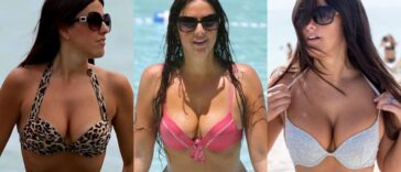 51 Hottest Claudia Romani Bikini Pictures Expose Her Sexy Side 48