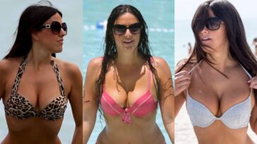 51 Hottest Claudia Romani Bikini Pictures Expose Her Sexy Side 41
