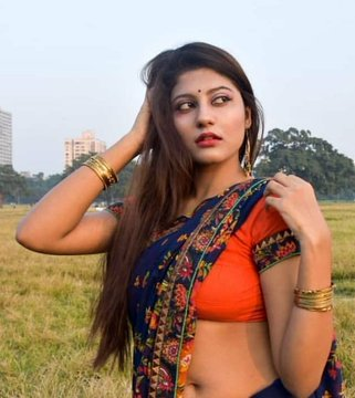 Hot Indian Model Latest Photoshoot Pics Saree 2