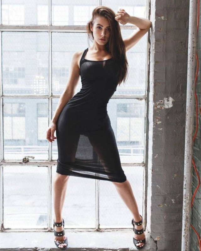 49 Hot Girls In Tight Dresses 25