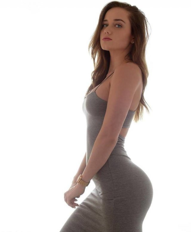 49 Hot Girls In Tight Dresses 33