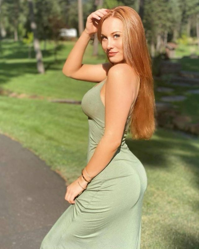 49 Hot Girls In Tight Dresses 49