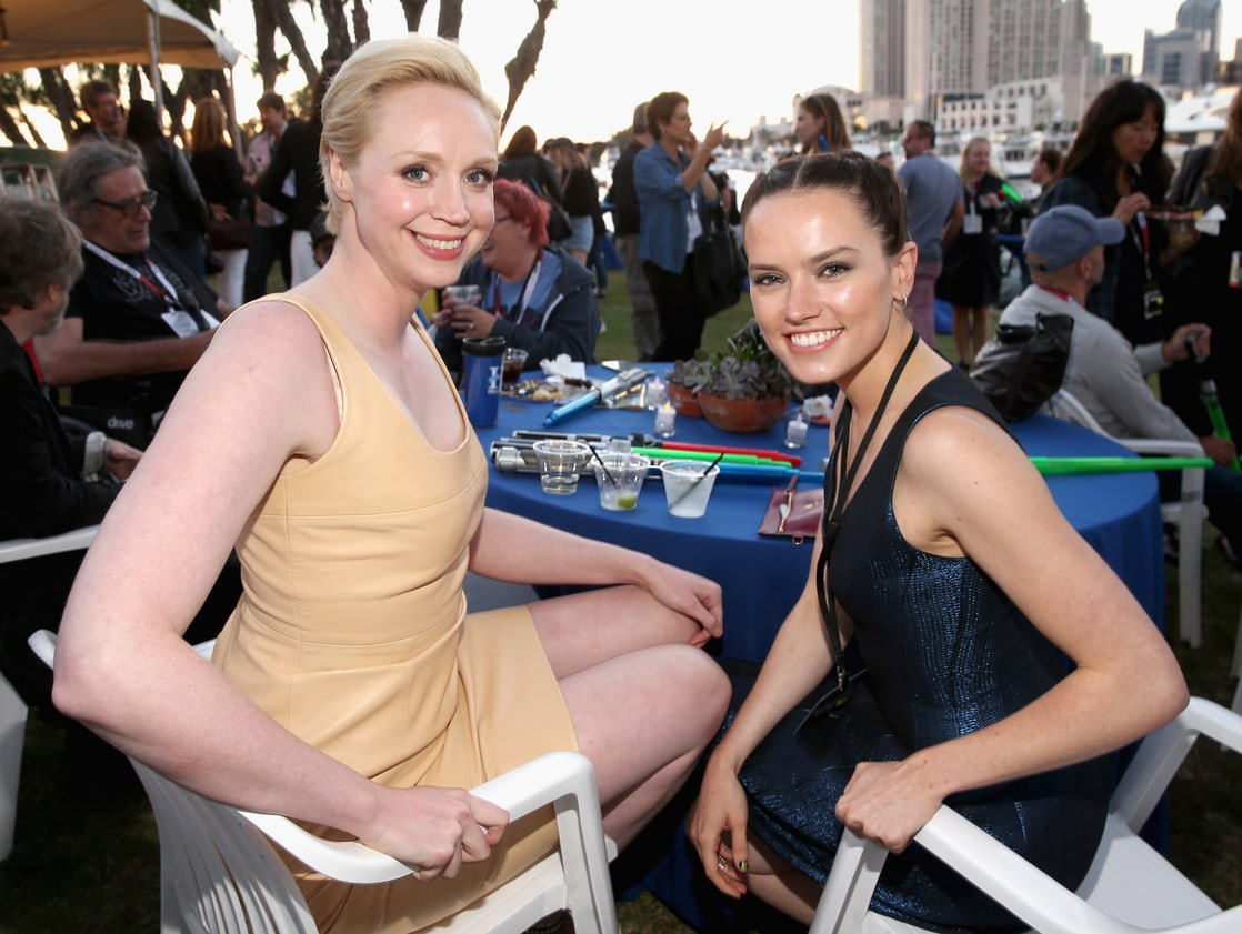 48 Gwendoline Christie Nude Pictures Will Make You Crave For More 37
