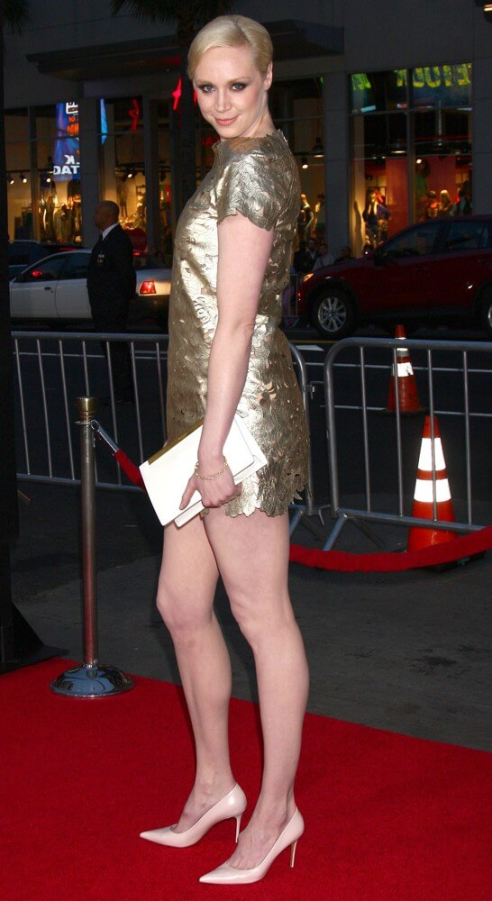 48 Gwendoline Christie Nude Pictures Will Make You Crave For More 11