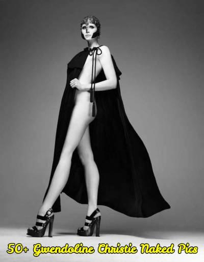 Gwendoline Christie naked (1)