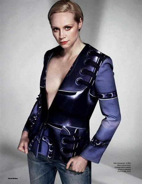 Gwendoline Christie nipples