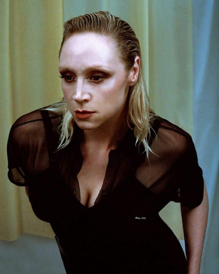 Gwendoline Christie topless