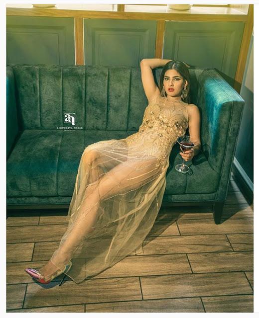 Bollywood Beauty Karishma Sharma Hot Photo Shoot 2