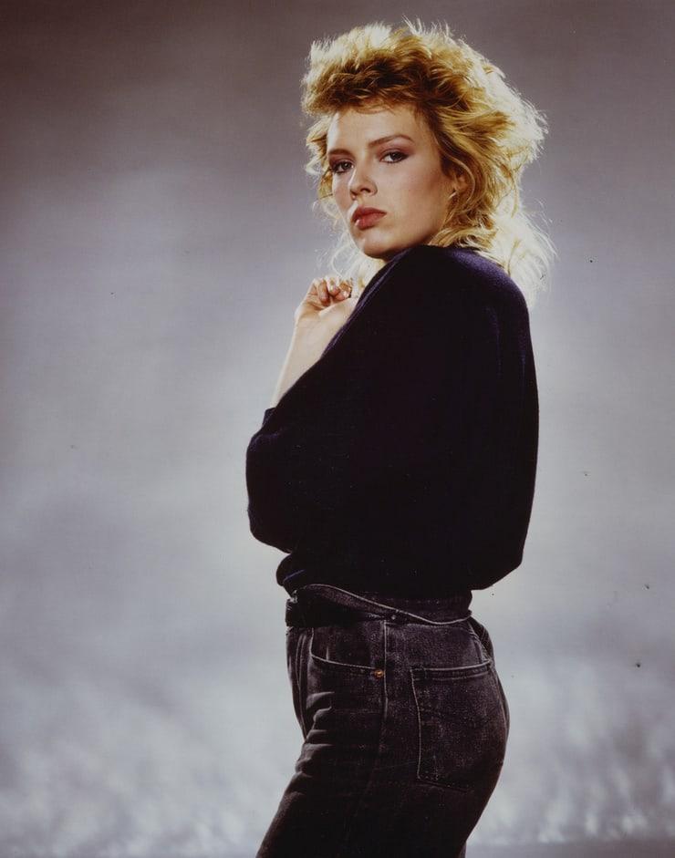 Kim Wilde hot look pic
