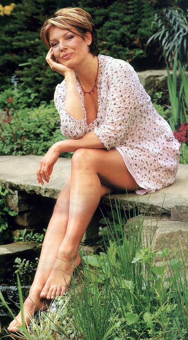 Kim Wilde hot look