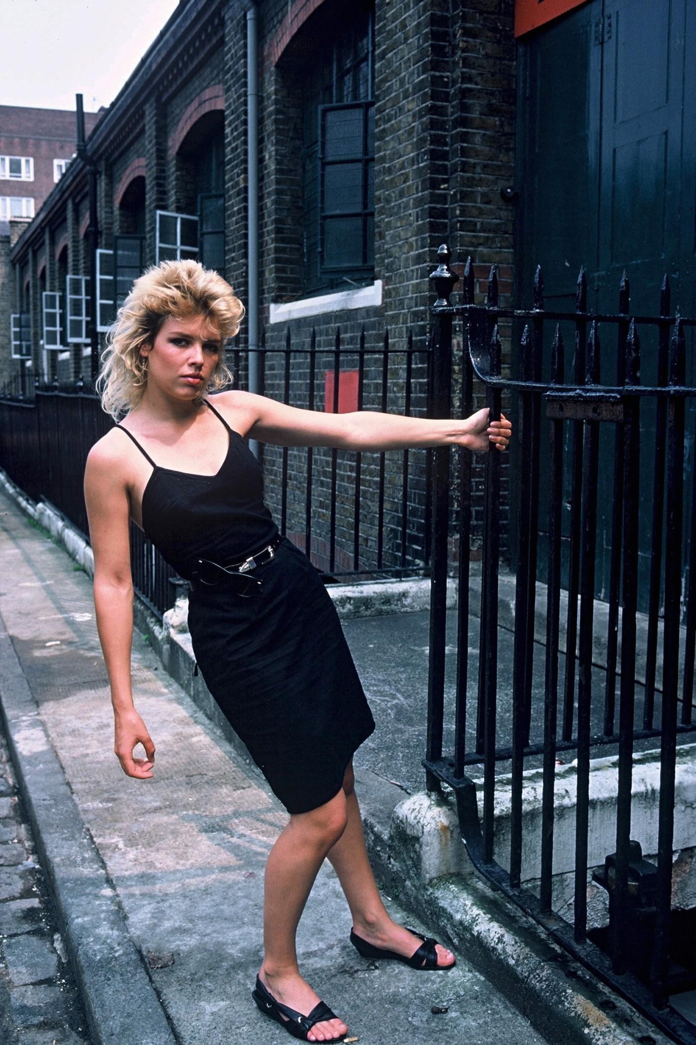 Kim Wilde sexy photo