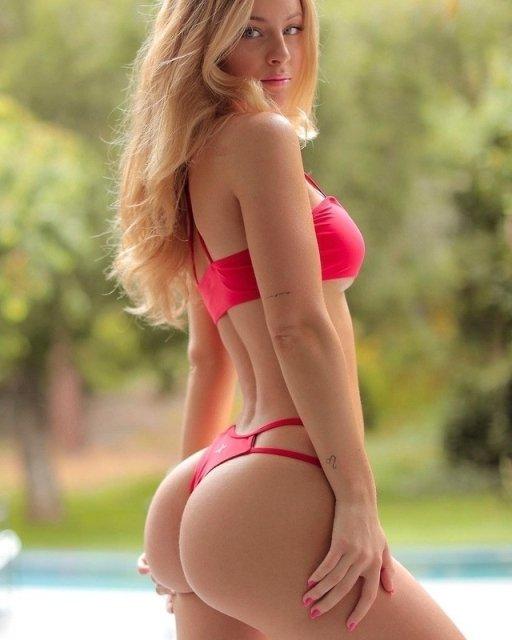32 Sexy 'Rear View' Photos 4
