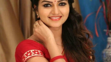 Tamil Actress Nithya Ram Latest Image Gallery 7