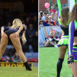 21 Extremely Hot Images Of Cheerleaders Caught In The Most Compromising Shots 15