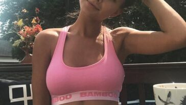 Sexy girls in sports bras will have you sweating before you even hit the gym (41 Photos) 34